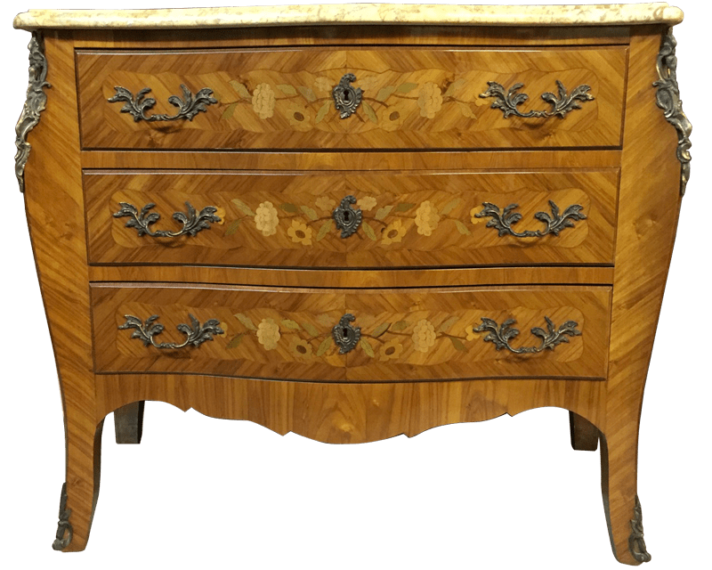 COMMODE STYLE LOUIS XV – brocantedecoration
